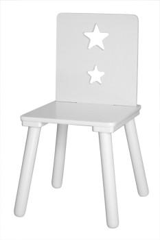 Kids Concept Stuhl Star Weiss