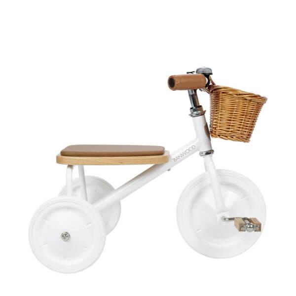 Banwood Trike Laufrad weiß 2 - 6 Jahre_BW-trike-weiss