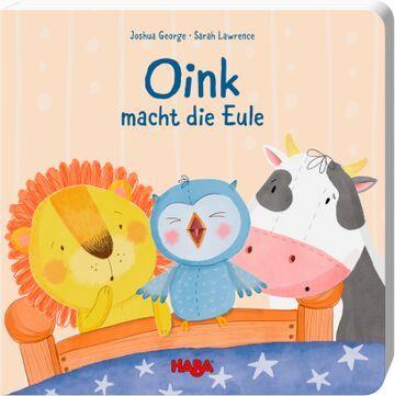 HABA Pappbilderbuch Oink macht die Eule